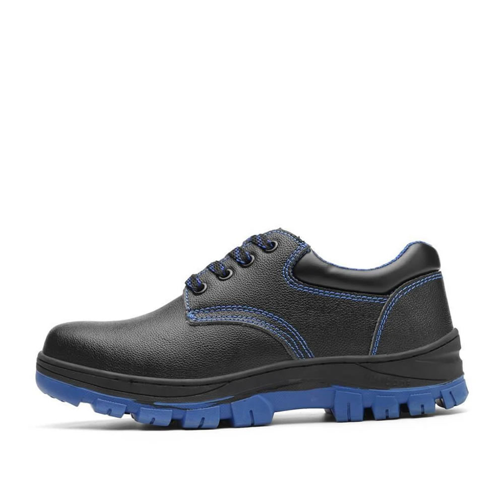 Indestructible Adio Black Men Shoes