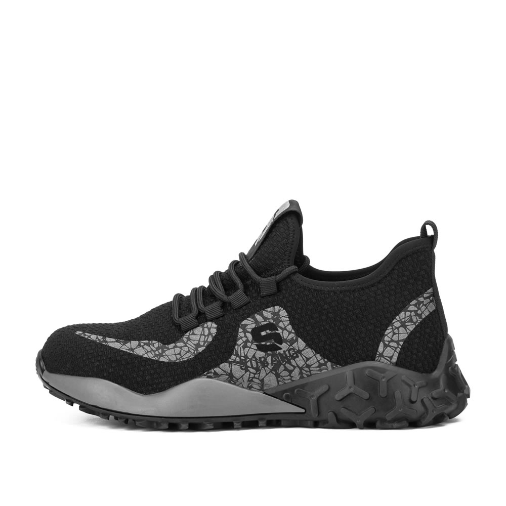 Indestructible S Series Black Grey WOMEN'S Shoes