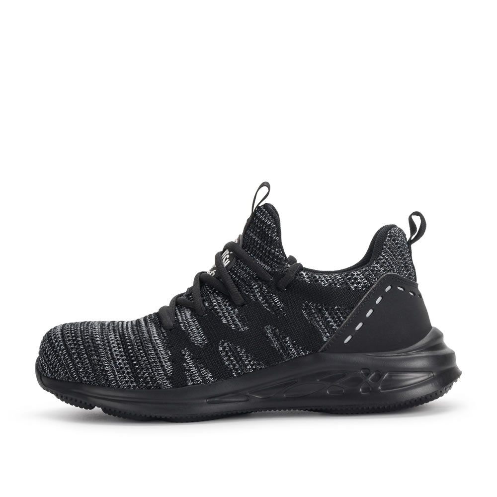 Indestructible Sportsh Black WOMEN'S Shoes