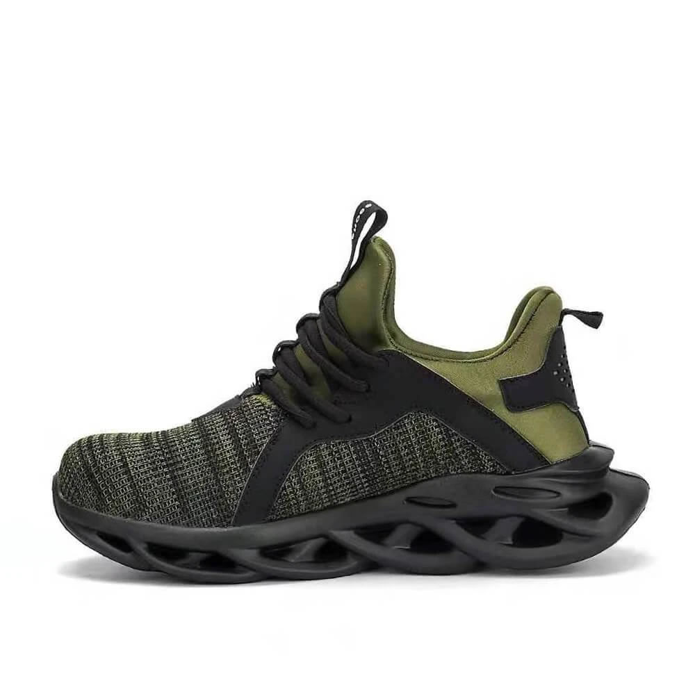 Indestructible Xciter Green Women's Shoes