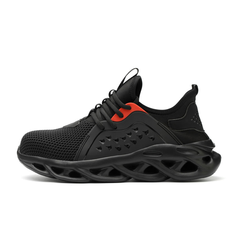 Indestructible Xciter Mesh Black Women's Shoes