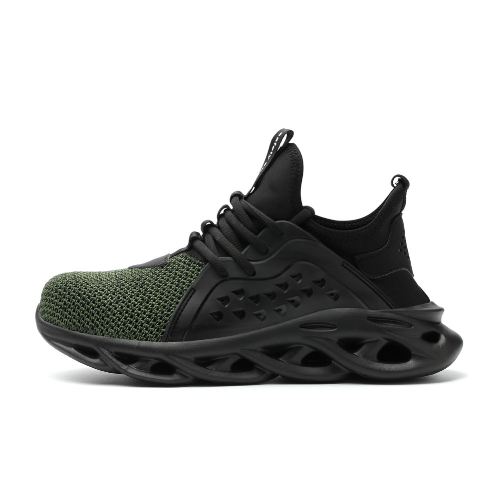 Indestructible Xciter Mesh Green Women's Shoes